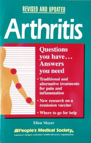 9781882606528: Arthritis: Questions You Have...Answers You Need