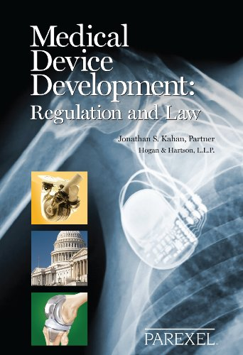 9781882615926: Medical Device Development: Regulation and Law