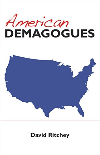 9781882658671: American Demagogues