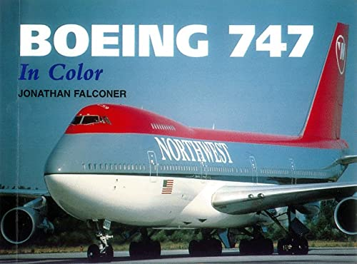 9781882663149: Boeing 747 in Color
