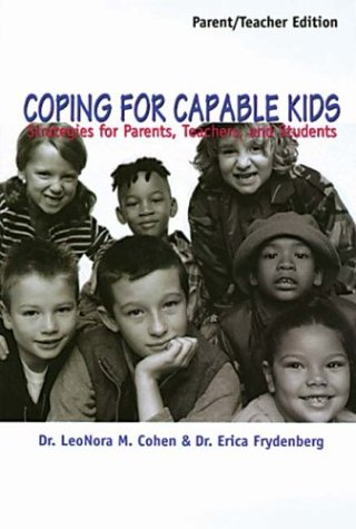 9781882664238: Coping for Capable Kids: Strategies for Parents, Teachers, and Students