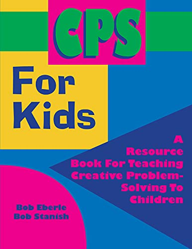 9781882664269: CPS for Kids: A Resource Book for Teaching Creative Problem-Solving to Children