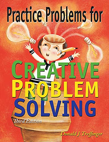 9781882664641: Practice Problems for Creative Problem Solving