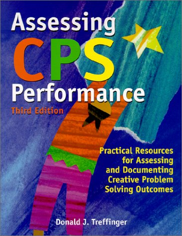 9781882664665: Assessing CPS Performance