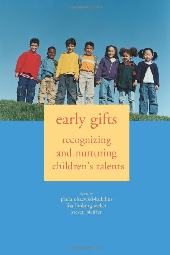 9781882664917: Early Gifts: Recognizing and Nurturing Children's Talents