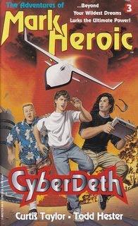 9781882723508: Cyberdeth (The Adventures of Mark Heroic Series)