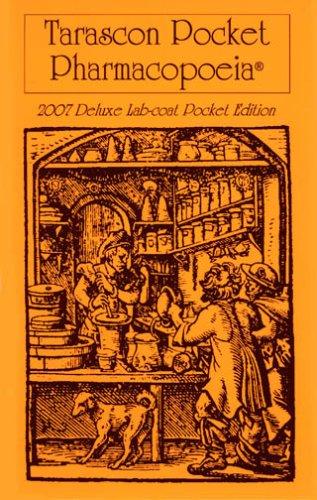 9781882742493: Tarascon Pocket Pharmacopoeia, 2007 Deluxe Lab-Coat Pocket Edition