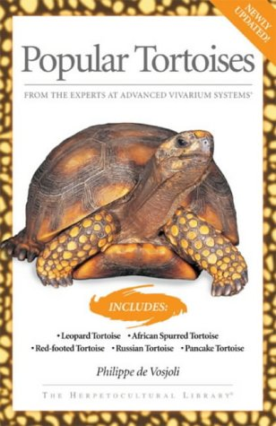 9781882770663: Popular Tortoises (Herpetocultural Library)