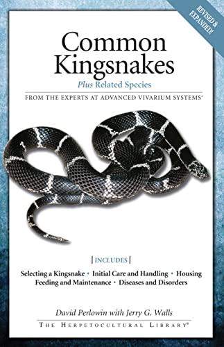 9781882770816: Common Kingsnakes (Advanced Vivarium Systems)