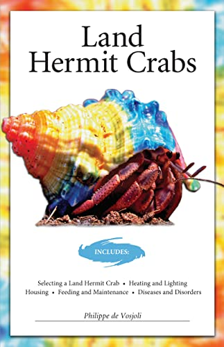 Land Hermit Crabs (Paperback): Philippe de Vosjoli