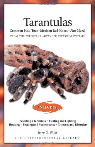 9781882770854: Tarantulas (Herpetocultural Library)
