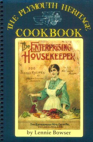 9781882792450: The Plymouth Heritage Cookbook