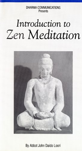 9781882795062: The Still Point-Introduction to Zen Meditation [VHS]