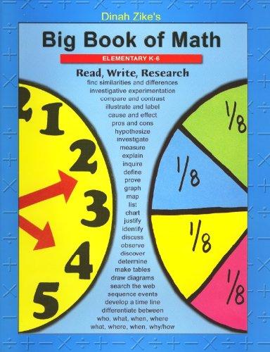 Big Book of Math (Elementary School K-6): Dinah Zike