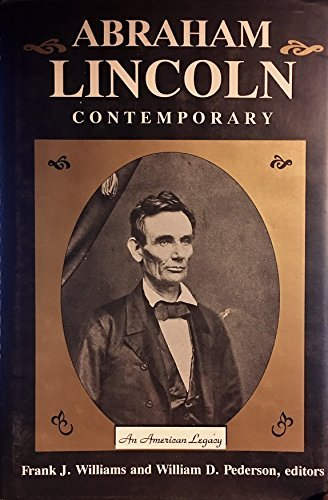 9781882810017: Abraham Lincoln : Contemporary: An American Legacy