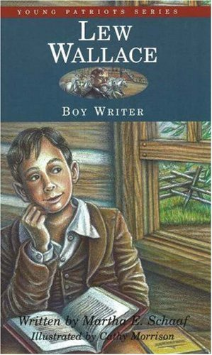 9781882859054: Lew Wallace: Boy Writer (Young Patriots series)