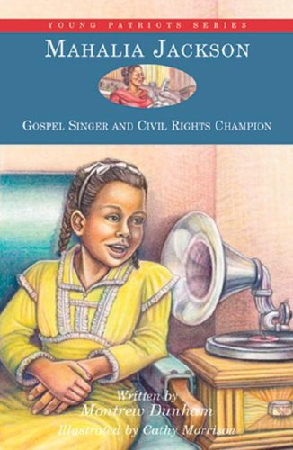 9781882859405: Mahalia Jackson: Gospel Singer and Civil Rights Champion