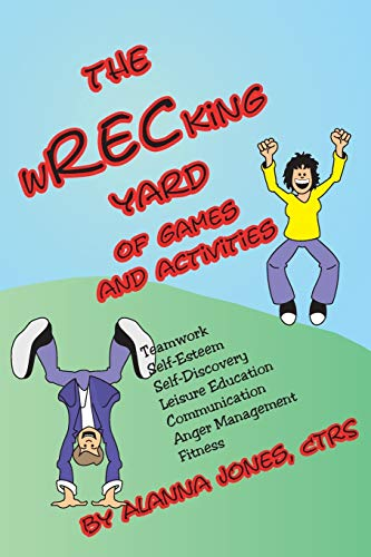 9781882883356: The Wrecking Yard of Games and Activities