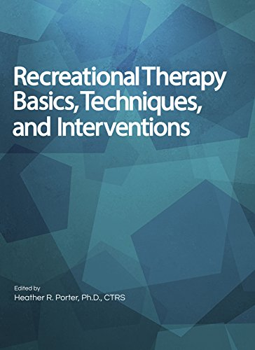 9781882883974: Recreational Therapy Basics, Techniques, and Interventions