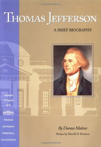 9781882886005: Thomas Jefferson: A Brief Biography