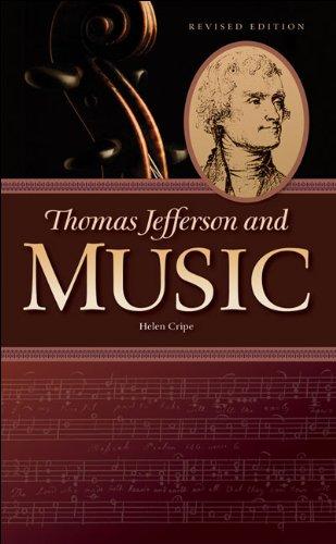 9781882886289: Thomas Jefferson and Music