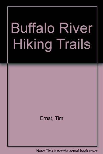 Buffalo River Hiking Trails: Ernst, Tim