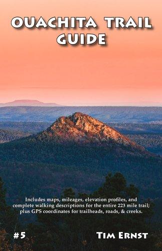 Ouachita Trail Guide: Ernst, Tim