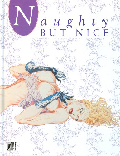 Naughty but Nice: Sire, Denis -coverart; Manning, Michael -Chapt headings