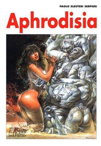 Aphrodisia: Serpieri, Paolo Eleuteri