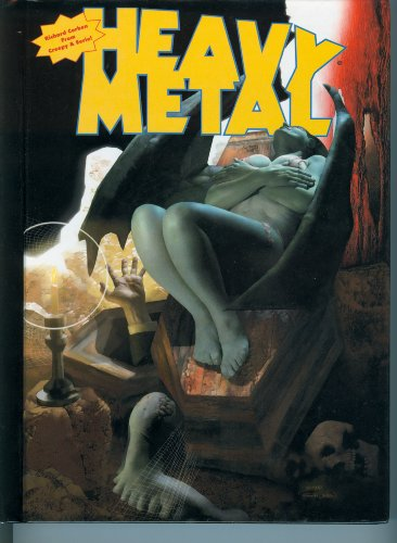 Heavy Metal: The Best of Richard Corben from Creepy and Eerie!