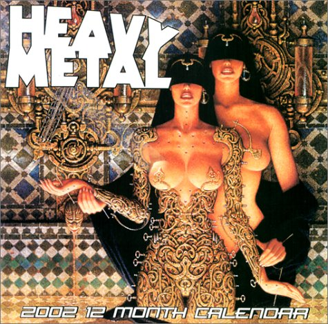 9781882931675: Heavy Metal