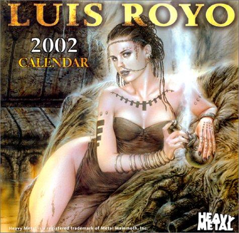 9781882931682: Luis Royo