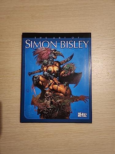 9781882931750: The Art of Simon Bisley