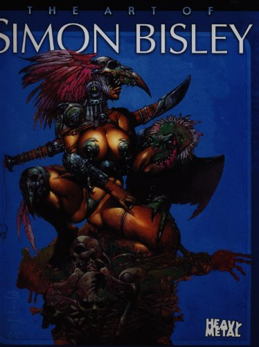9781882931750: The Art of Simon Bisley