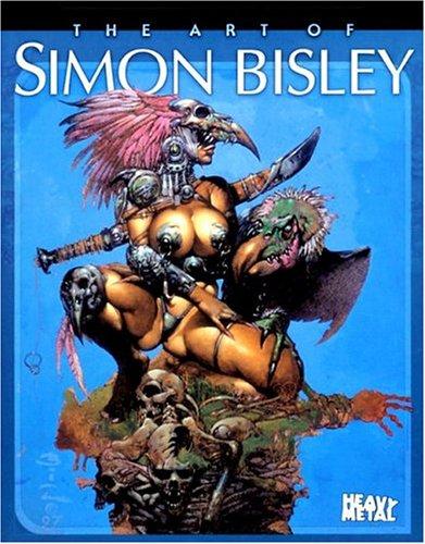 9781882931767: The Art of Simon Bisley