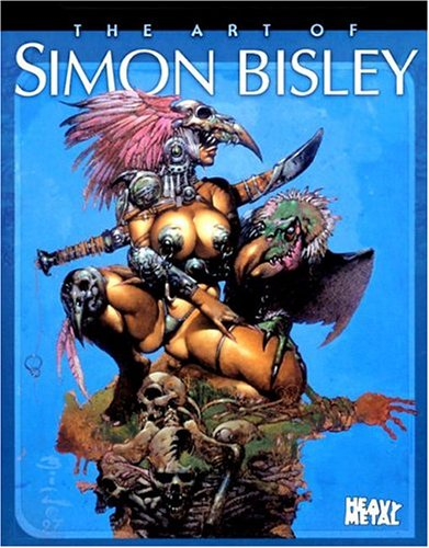 9781882931767: The Art of Simon Bisley