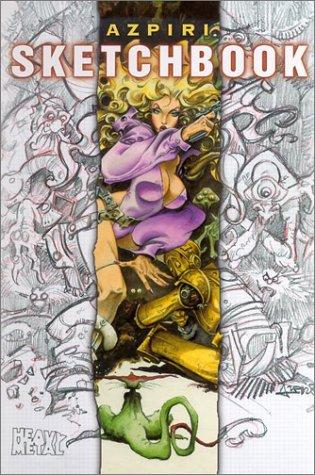 9781882931828: Azpiri sketchbook