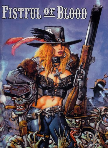 Fistful of Blood: Simon Bisley; Kevin