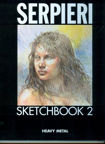9781882931903: Serpieri Sketchbook 2