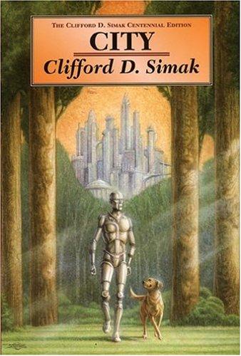 City: Simak, Clifford D.