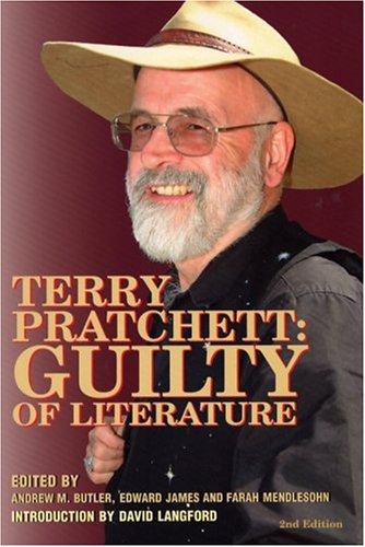 9781882968312: Terry Pratchett: Guilty of Literature