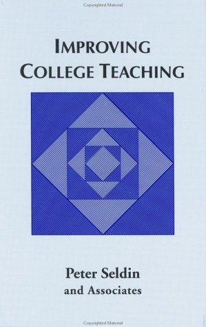 9781882982080: Improving College Teaching (JB - Anker)