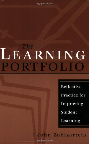 9781882982660: The Learning Portfolio: Reflective Practice for Improving Student Learning (JB-Anker)