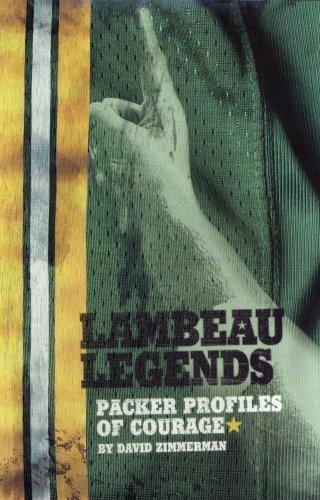 9781882987153: Lambeau Legends: Packer Profiles of Courage