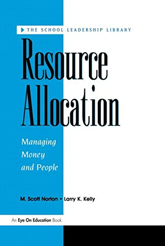 9781883001353: Resource Allocation (School Leadership Library)
