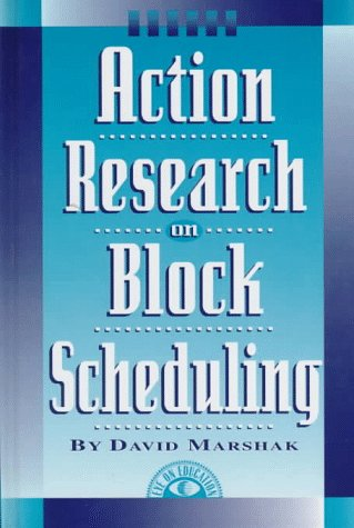 9781883001407: Action Research on Block Scheduling