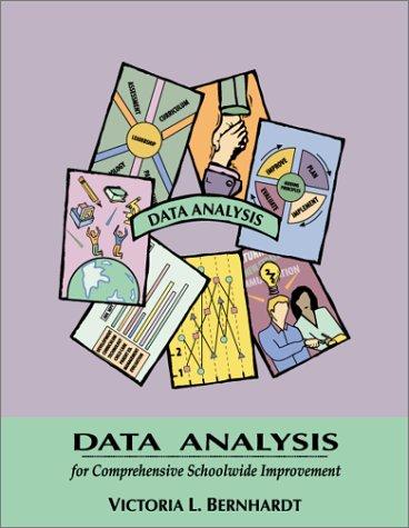 9781883001575: Data Analysis: For Comprehensive Schoolwide Improvement