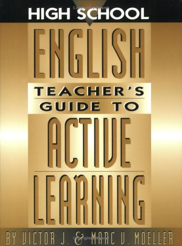 9781883001889: High School English Teacher's Guide to Active Learning