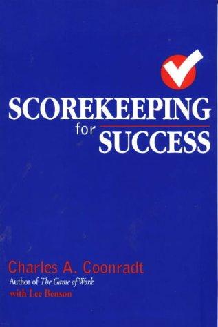 9781883004057: Scorekeeping for Success