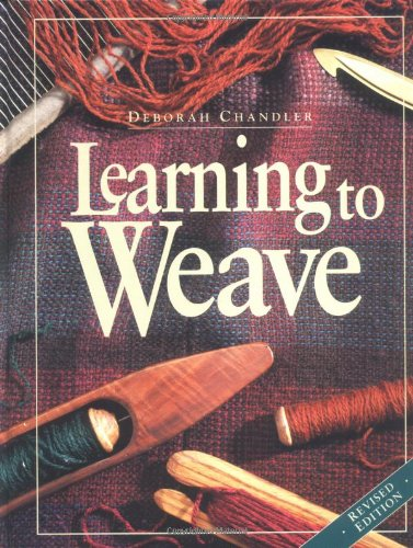 9781883010034: Learning to Weave